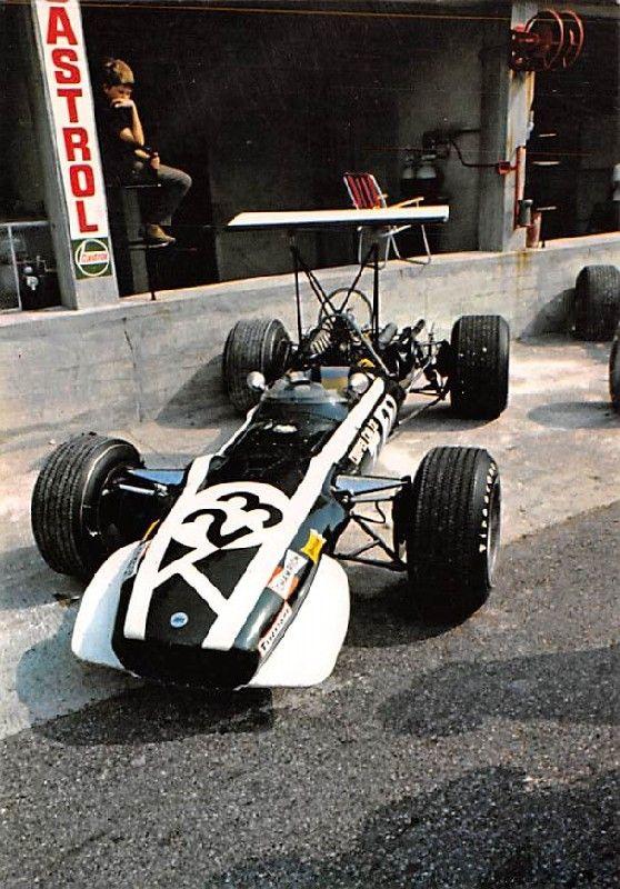 Cooper BRM •Monza 1968