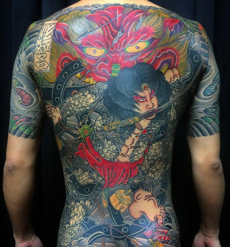 95 Best Japan Yakuza Tattoos Images On Pinterest