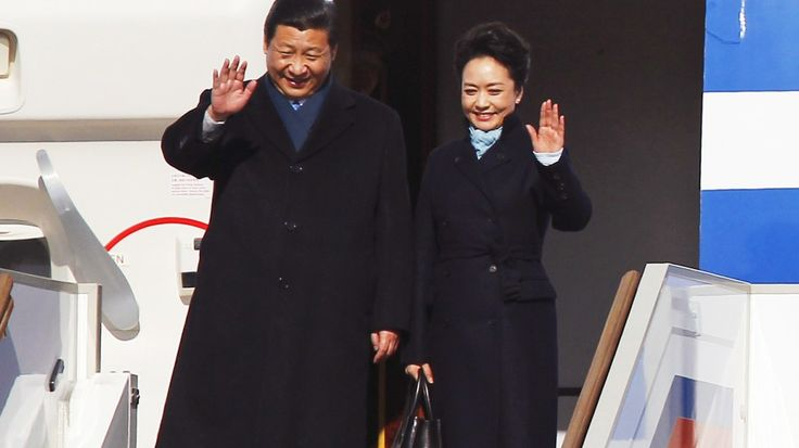 First lady fashion: the rise and rise of Peng Liyuan's favourite ...