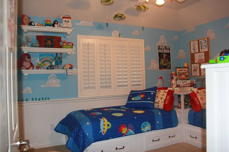 Mom Recreates Andy's room. Down to every last detail. Holy cow!