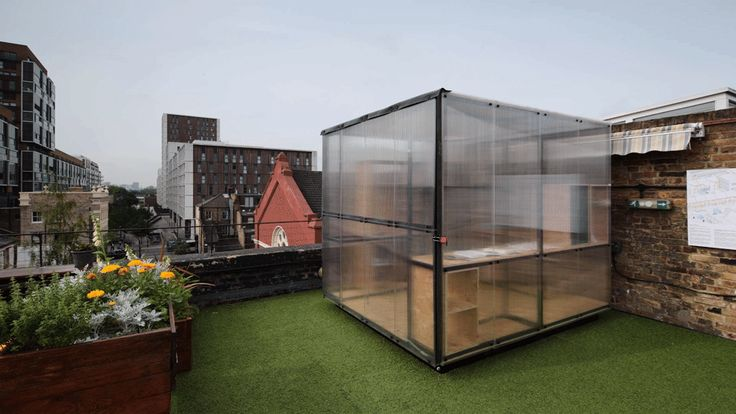 "The ""Minima Moralia"" Provides Affordable, Customizable Studio Space 