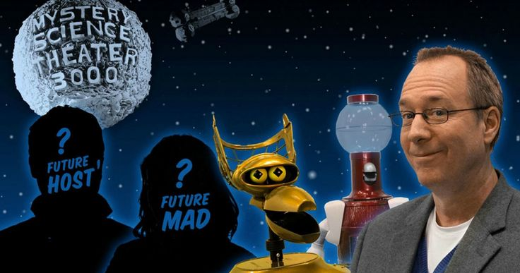 'MST3K' Kickstarter Campaign Launches to Reboot Series -- 'Mystery Science Theater 3000' series creator Joel Hodgson has launched a Kickstarter campaign to bring the cult classic series back. -- http://movieweb.com/mystery-science-theater-3000-reboot-kickstarter/
