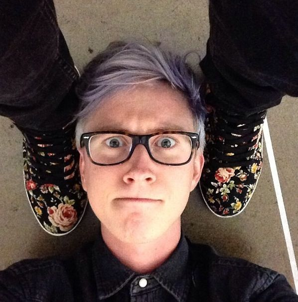 Favorite Youtubers: Tyler Oakley. Youtube's professional fangirl. We need to fangirl together sometime.