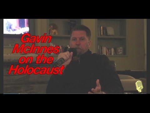 Gavin McInnes on the Holocaust - YouTube