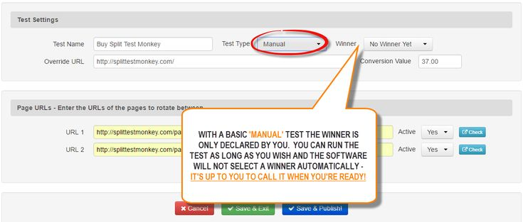 Split Test Monkey Review Vendor: Promote Labs Inc. Product: Split Test Monkey Website: Click Here Niche: General Split testing, quite simply, is a way to evaluate your web pages so you can see whet…