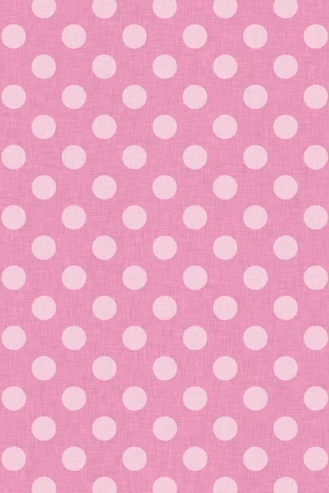 Polka Dot Wallpaper For IPhone Or Android Tags Polka