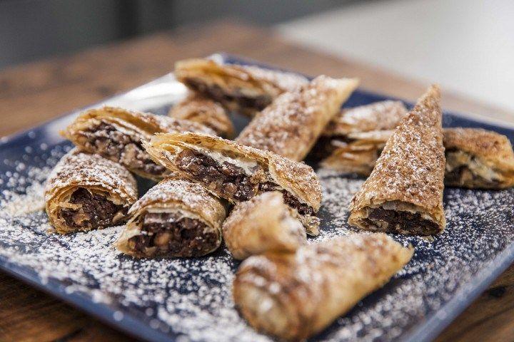 Festive Chocolate Baklava