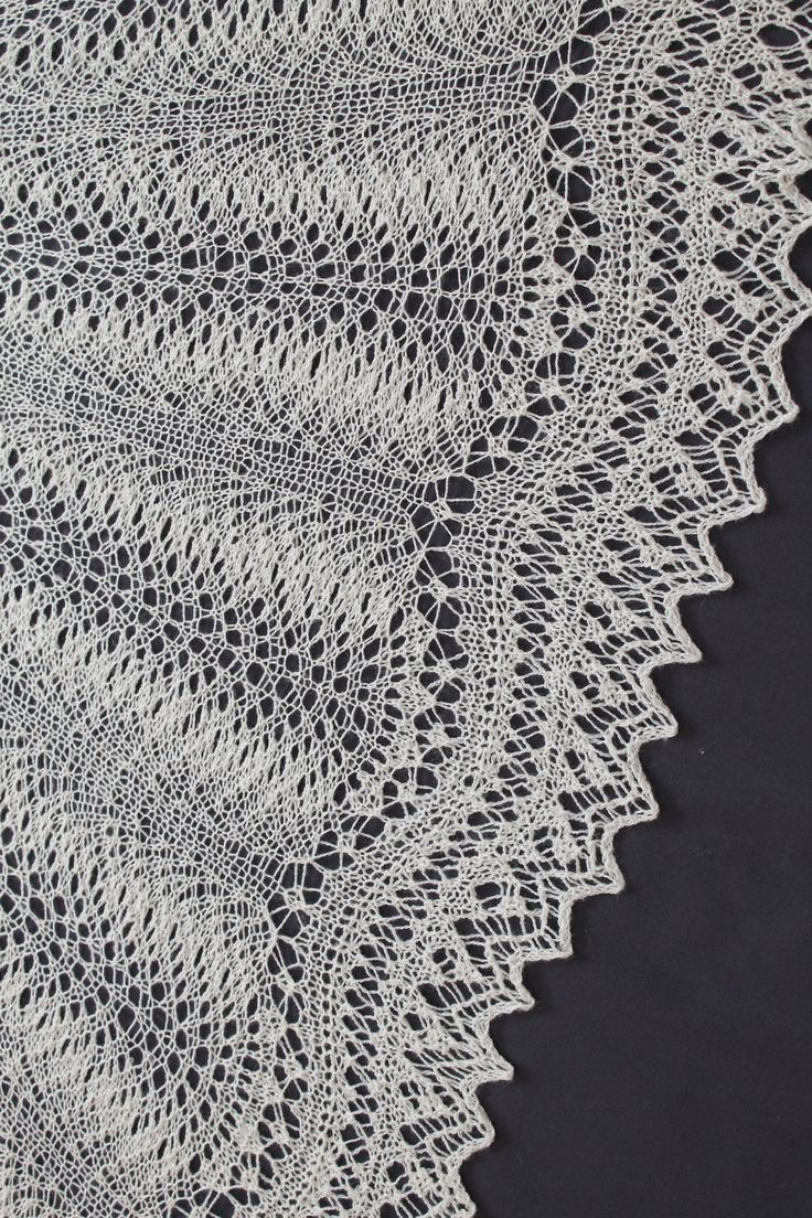 Knitting Patterns Shell Lace : 17 Best images about Shetland hap on Pinterest Lace ...