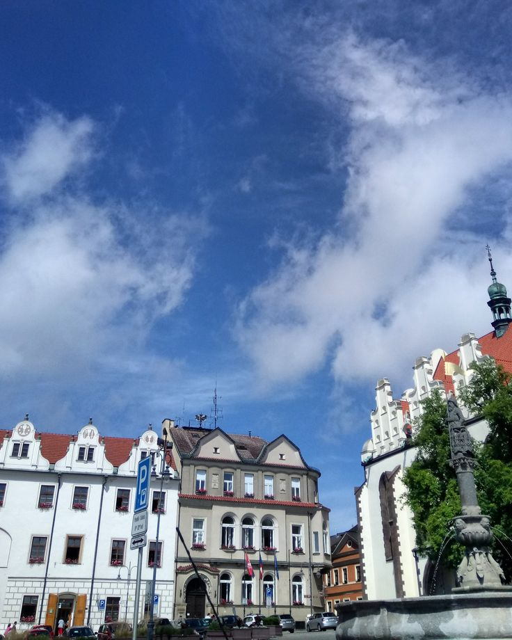 Tábor, Czech republic #city #history #bestshot #earth #pure #freedom #czechrepublic #bluesky