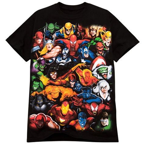 108 best marvel t shirts images on pinterest t shirts spiderman and superhero. Black Bedroom Furniture Sets. Home Design Ideas