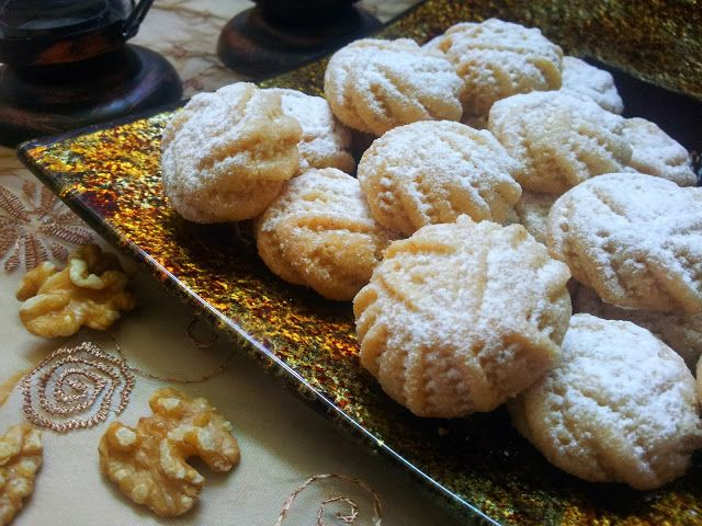 ...alchymie (ne)jen Blízkého východu: Ořechové a datlové koláčky