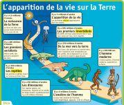 L'apparition de la vie sur Terre - Le Petit Quotidien, le seul site d'information quotidienne pour les 6 - 10 ans !