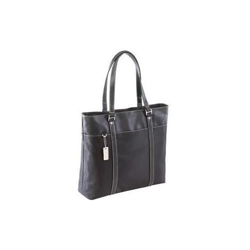 Ladies Deluxe Tote Nylon Twill