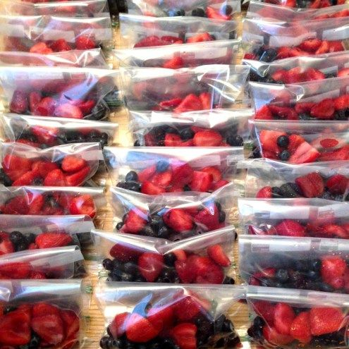 Pre-made smoothie packs (on a budget!) (www.onthe-in-side.com)