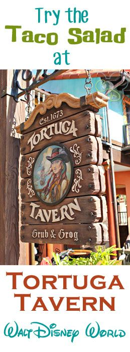 One thing my readers have agreed on is the taco salad at Tortuga Tavern is fantastic!