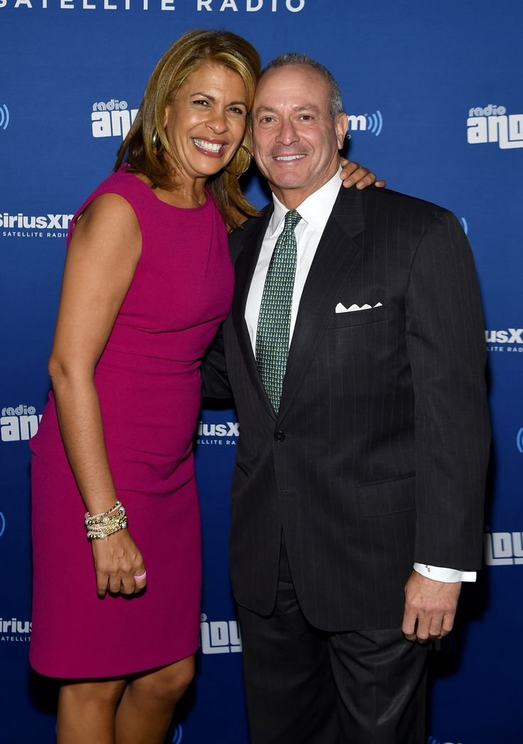 So in Love!: Hoda Kotb Reveals She's Moving in With Boyfriend Joel Schiffman