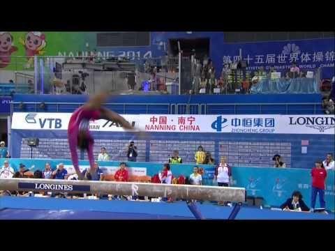 Simone Biles (USA) - Floor - 2016 Pacific Rim Championships Team/AA Final - YouTube