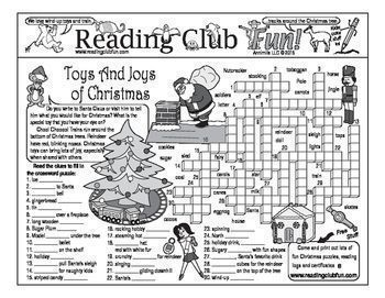 Enjoy a Toys and Joys of Christmas-themed Two-Page Activity Set and Word Search Puzzle with this discounted bundle! Includes the following products:  ? Toys and Joys of Christmas Two-Page Activity Page Set ? Toys of Christmas Past and Present Word Search Puzzle ? Toys and Joys of Christmas Reading Log and Certificate Set