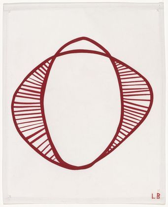"""Louise Bourgeois """"Untitled"""" 2002"""