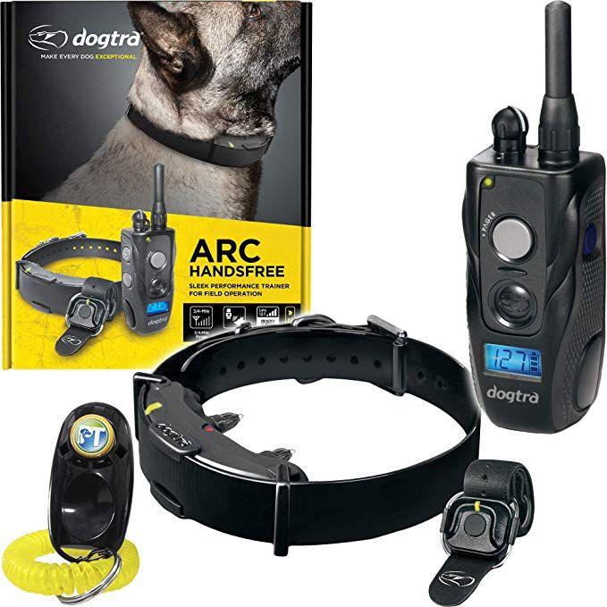 Dogtra Arc Handsfree Remote Training Dog Collar 3 4 Mile Range