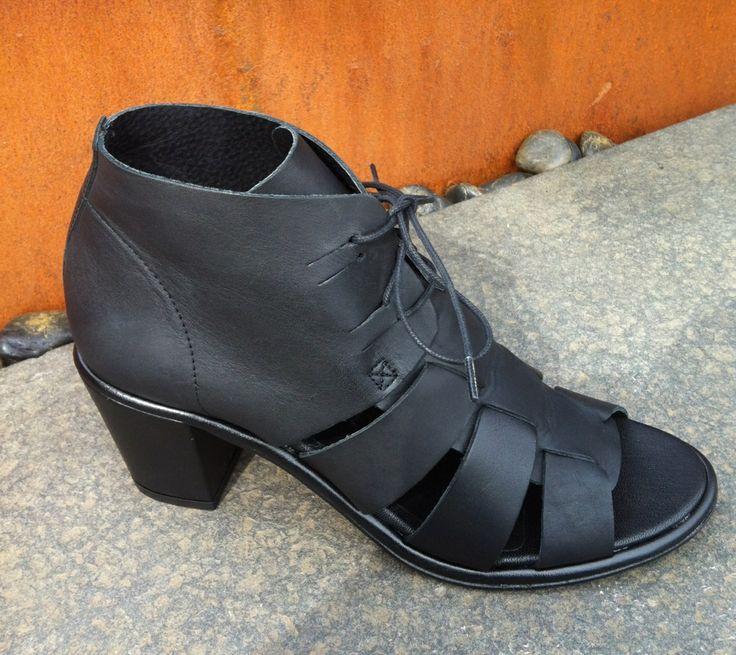 Tammie from Miista - bootie sandals.  http://www.clementines.com/