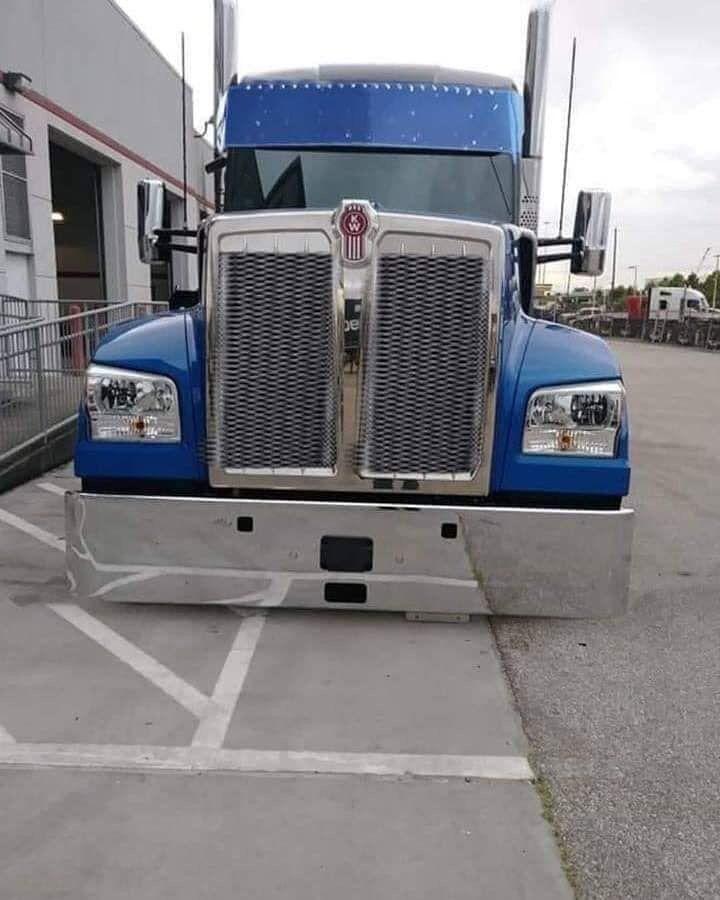 Kenworth W990 Kenworth Trucks Big Trucks Peterbilt Trucks