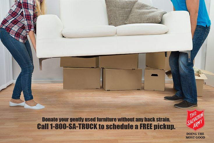 Whether You Re Moving Redecorating Or Simply Getting Rid Of Unwanted Furniture Consider Donating It To Unwanted Furniture Moving Furniture Furniture Movers