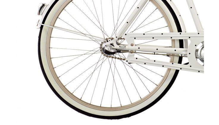 Creme Molly Chic - Vélo de ville Femme - 26