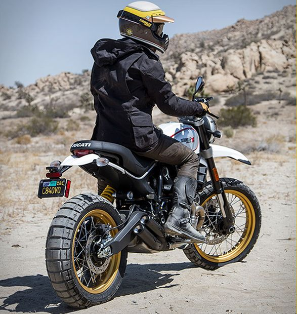 Back in 2015 Ducati introduced the Ducati Scrambler range, a contemporary interpretation of the iconic Ducati model from the 60s. Now the Italian brand have expanded the Ducati Scrambler family with a new version dedicated to off-road style. They new
