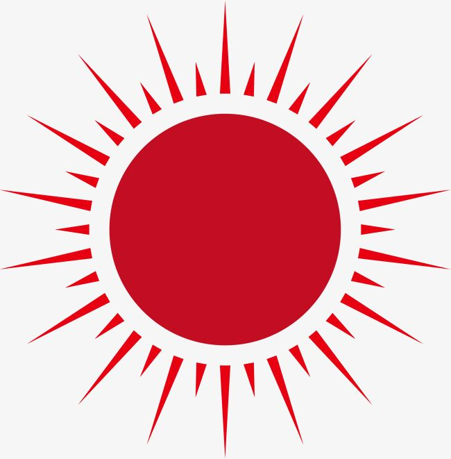Red Sun Sun Clipart Radial Gules Png Transparent Clipart Image And Psd File For Free Download Red Sun Sun Clip Art