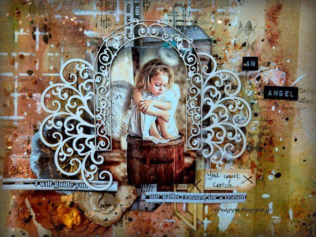 Scrapiniec inspirations on blogspot: Eirini Tsaima