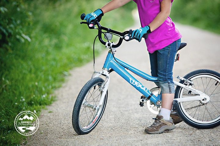 Woom bike for kids