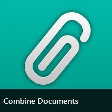 łączyć dokumenty