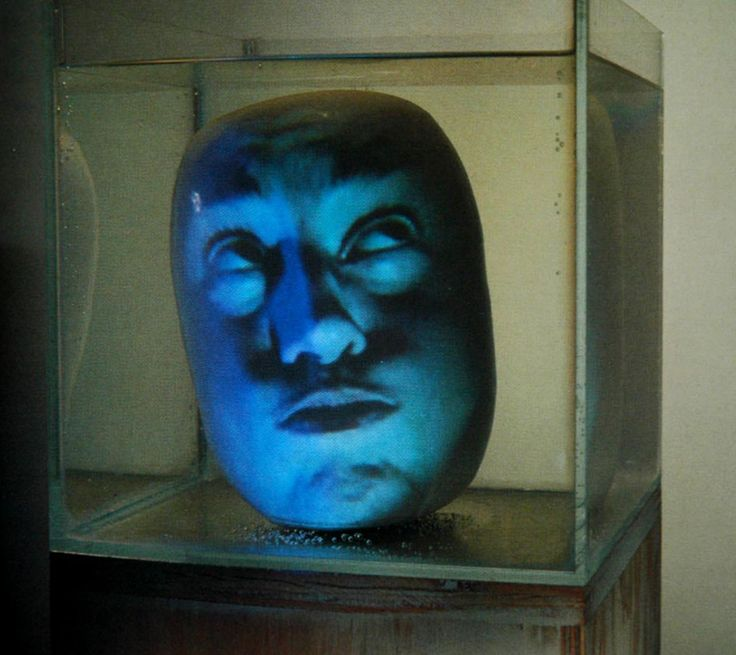 Tony Oursler the artist who released the moving image from the rectangle