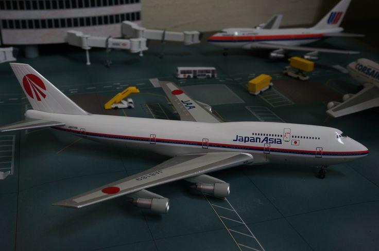 JapanAsia 747-300