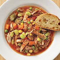 how to make chicken paprikash in crock pot