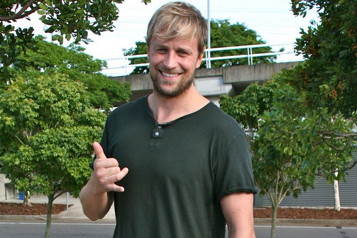 Kian Egan in I'm a celebrity 2013