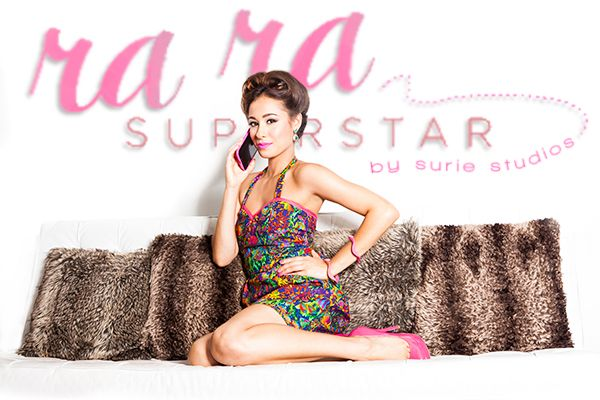 Ra Ra Superstar by Surie Studios Fine Art Photography