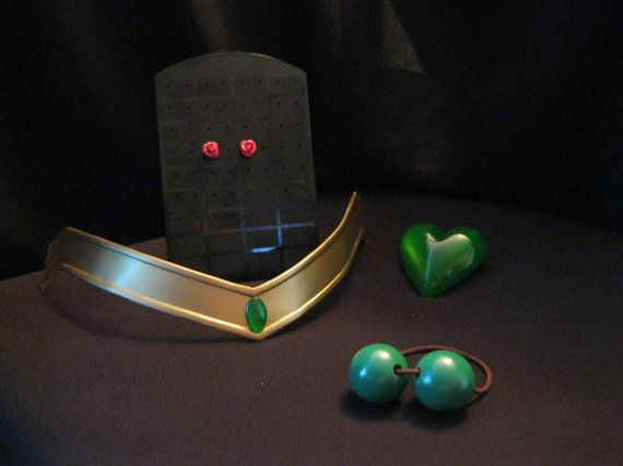 Sailor Jupiter cosplay accessory KIT by UniqueCosplayProps on Etsy, $35.00
