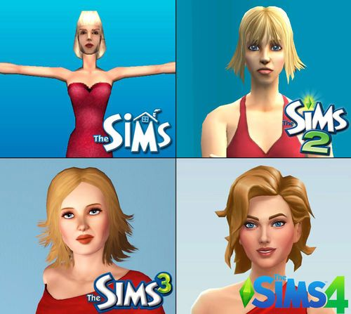 Wow! Sims has really... really changed! Thank God it isn't still like Sims 1! ;D