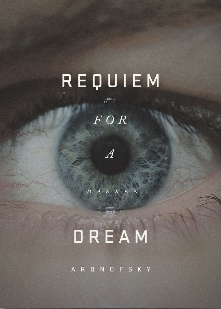 Requiem for a Dream | www.piclectica.com #piclectica