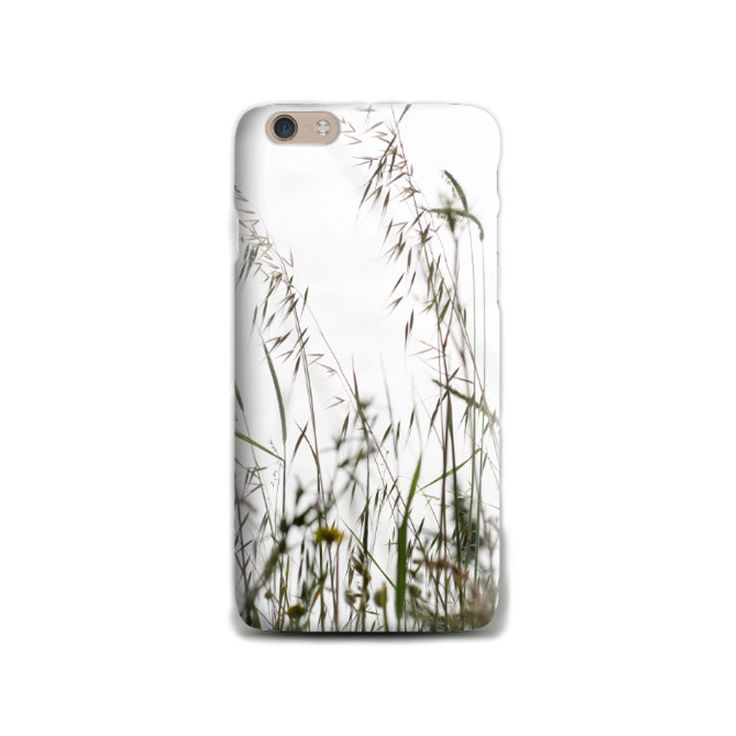 Photo print iPhone 6 case Spring Wild Flower Silicone White Floral iPhone case Gift for her iPhone 5 case Romantic Birthday gift for wife by LightBlueCases on Etsy