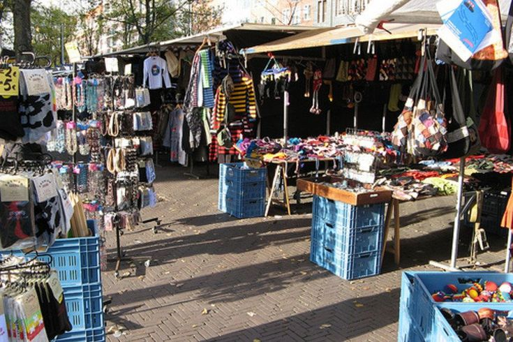Waterlooplein Flea Market Shopping in Amsterdam: Read reviews written by 10Best experts and explore user ratings. Waterloopleinmarkt is one of Amsterdam's many open-air markets. This market, located on Waterlooplein, exudes an energetic atmosphere, brimming with vendors who offer an assortment of items, everything from bicycles and furniture to second-hand clothes, art, books, electronics, quirky knick-knacks and more. With such a variety, Waterloopleinmarkt provides the perfect opportun...