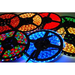 @Overstock.com - ITLED 3528 12V 300 LEDs Waterproof Strip Lighting - Get ecofriendly with this LED strip lighting. Featuring 300 LED bulbs, these lights will light up your day, and the waterproof covering lets them be used anywhere you need a little brightness. Place them over your patio for a pop of color.  http://www.overstock.com/Home-Garden/ITLED-3528-12V-300-LEDs-Waterproof-Strip-Lighting/6359283/product.html?CID=214117 $36.89