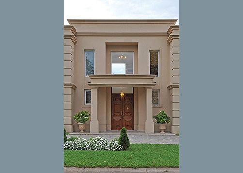 PAVLOFF - REGALINI & Asociados / Estudio de Arquitectura / Arquitectos - Casa estilo clásico - PortaldeArquitectos.com