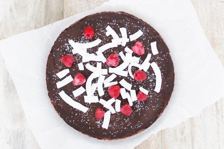 Recept: Chocoladetaart met frambozen à la Rens Kroes
