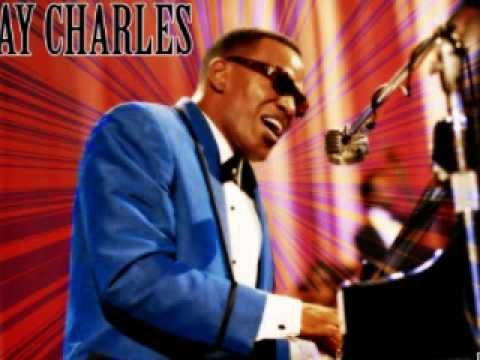 Ray Charles Hit the Road Jack. Gotta love some Ray Charles.