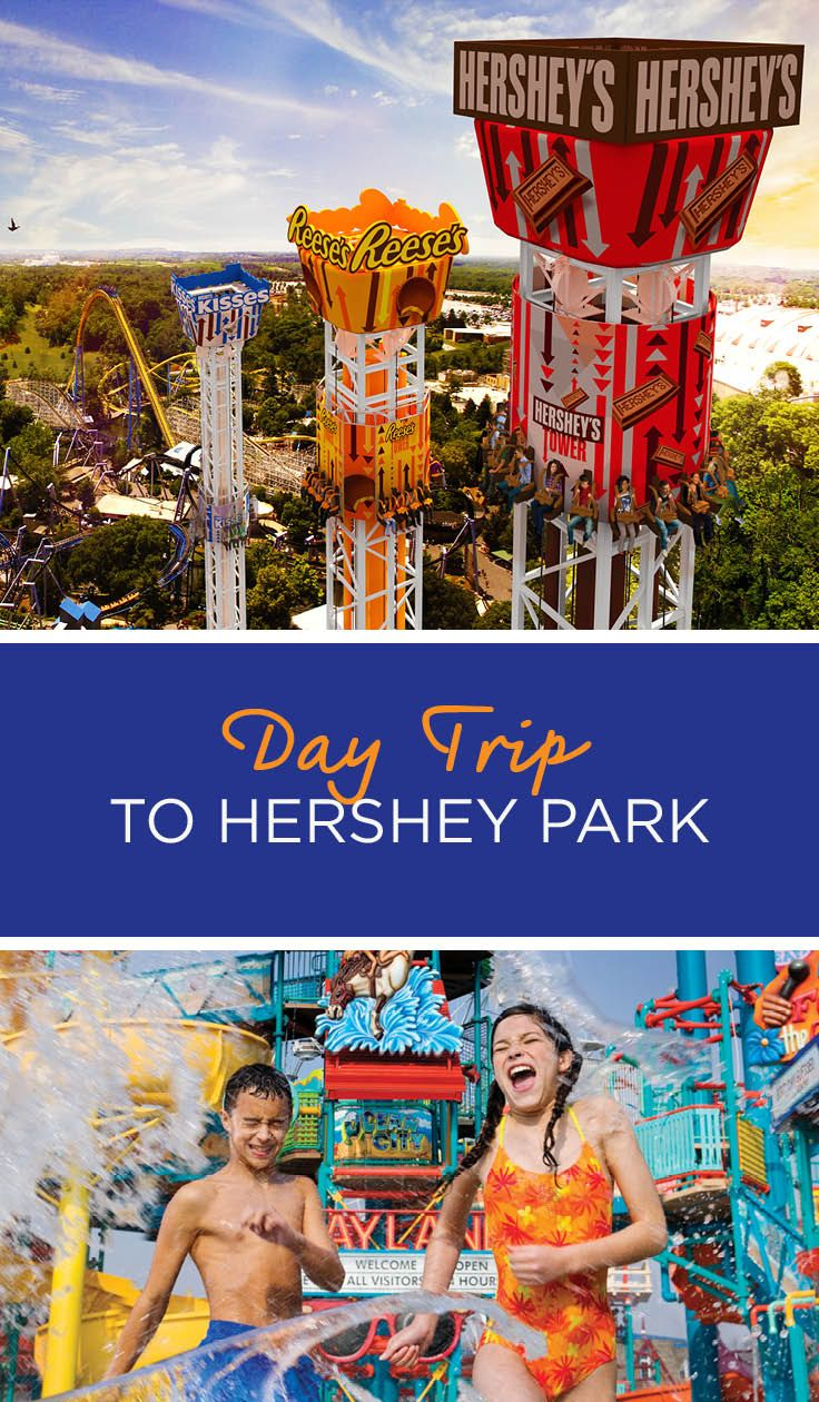 Day Trip to Hershey, PA | While you're visiting Lancaster