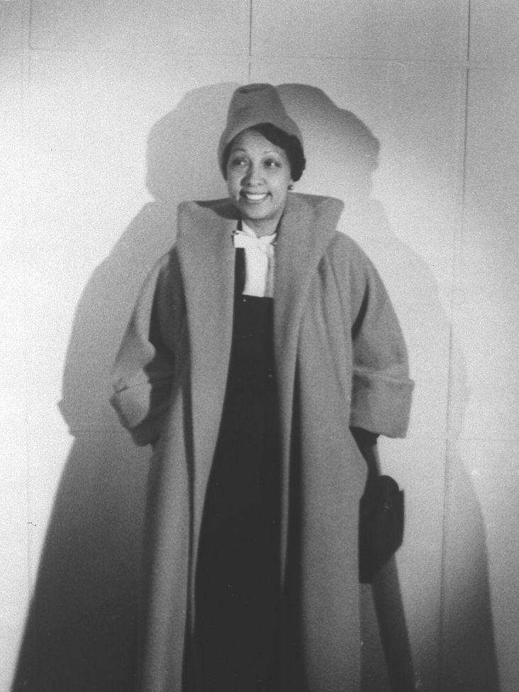 Josephine Baker by Carl Van Vechten