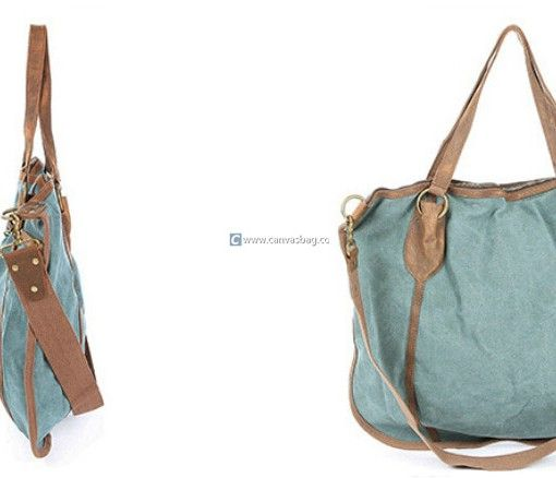 Canvas Hobo Bags Canvas Tote Bags Hobo Shoulder Bag - Canvas Bag ...
